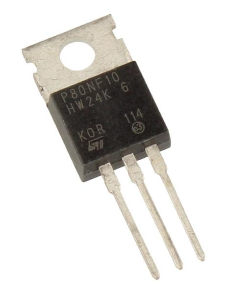 STP80NF10 Tranzystor TO-220 (n-channel) 100V 80A 7MHz,0