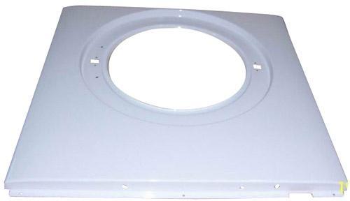 Front   Blacha przednia przy oknie do pralki 2812730100,0