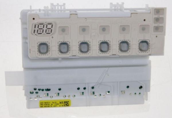 Programator | Moduł sterujący (w obudowie) skonfigurowany do zmywarki Siemens 00498702,0