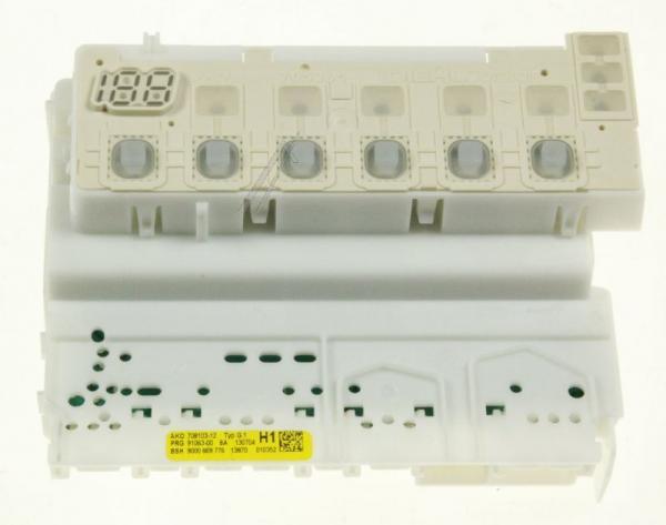 Programator | Moduł sterujący (w obudowie) skonfigurowany do zmywarki Siemens 00498702,1