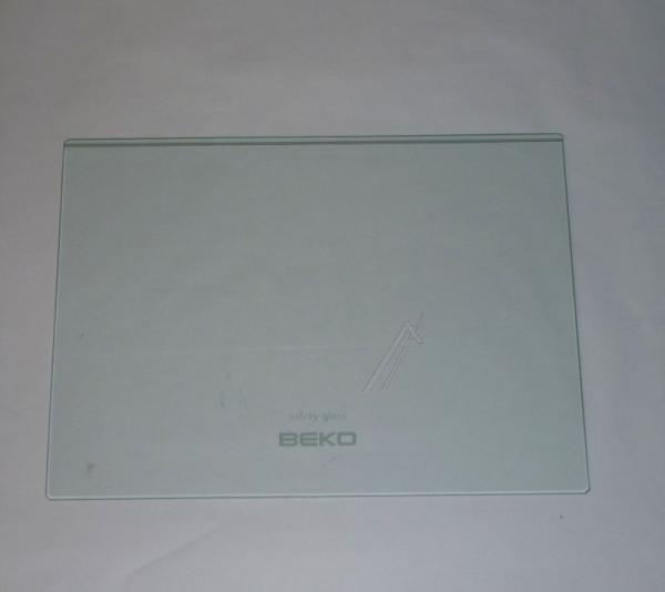Szyba   Półka szklana chłodziarki (bez ramek) do lodówki 4331650800,0