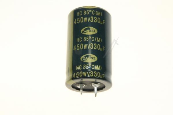 330uF | 450V Kondensator elektrolityczny 333380042,0