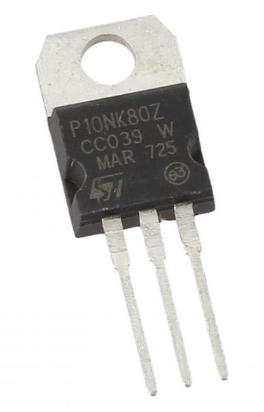 STP10NK80Z Tranzystor MOS-FET TO-220 (n-channel) 800V 9A,0