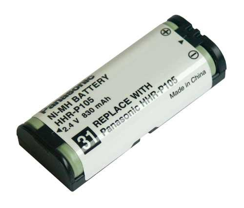 Akumulator 2.4V 830mAh telefonu bezprzewodowego HHRP105A,0