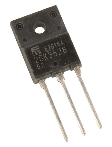 2SK3528 Tranzystor TO-3P (n-channel) 600V 17A 27MHz,0