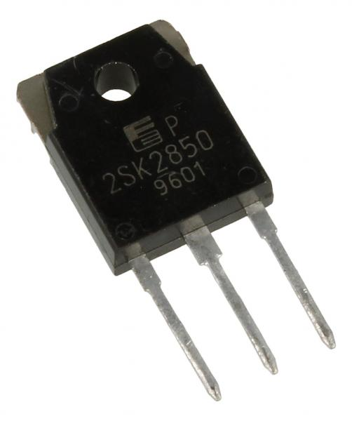 2SK2850 Tranzystor To-3P (N-Channel) 900V 6A,0