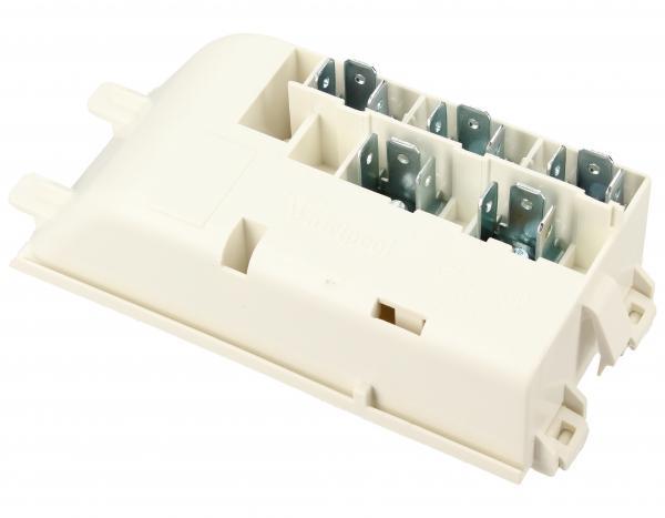 Kostka przyłączeniowa kabla zasilającego do płyty ceramicznej 481229068293,1