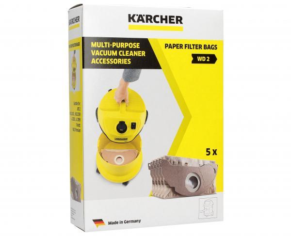 Worek do odkurzacza 69043220 Karcher 5szt. 69043220,0