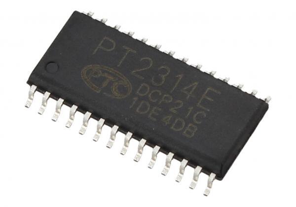 PT2314 Układ scalony IC,0