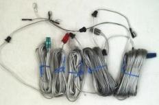 zestaw kabli głośnikowych  ,0