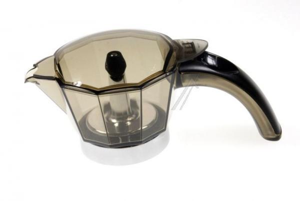 Dzbanek | Zbiornik górny na gotową kawę (z pokrywką) do kawiarki De Longhi 7332182700,1