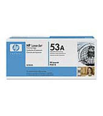 Toner czarny do drukarki  Q7553A,0