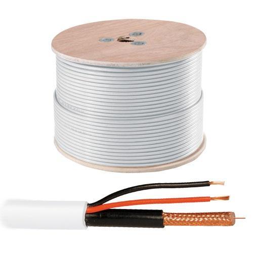 Kabel antenowy 50m RG-59 - RG-59 (wtyk/ wtyk) KA9002,0