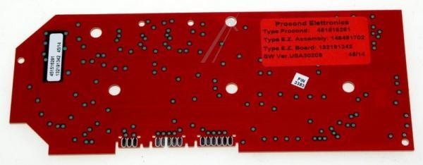 Moduł obsługi panelu sterowania do pralki Electrolux 1464917028,3