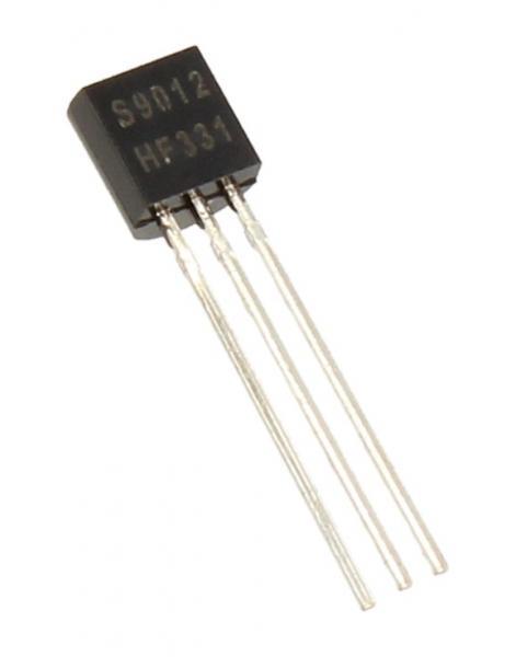 S9012H Tranzystor TO-92 (PNP) 20V 0.5A,0
