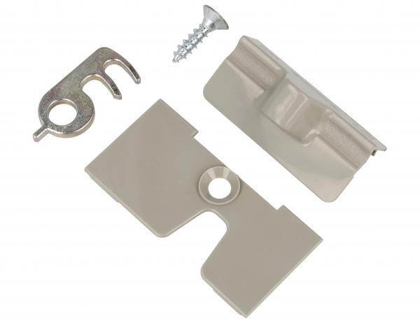 Zamek | Blokada drzwi kompletna do lodówki 2412757300,1