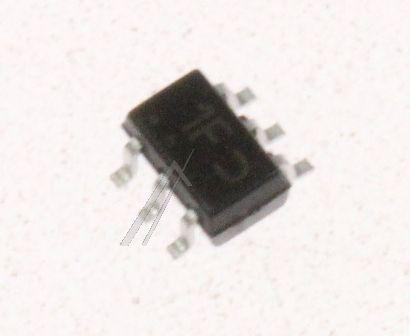 BC847BDW1T1 Tranzystor SOT-363 (NPN) 45V 0.1A,0