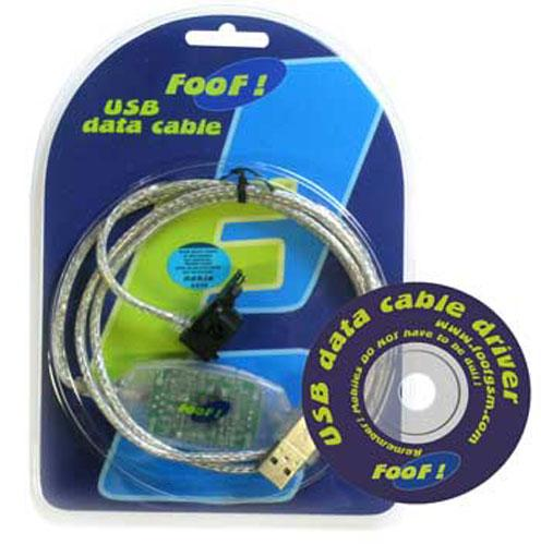 Kabel USB A - GSM (wtyk/ Telefon wtyk)   (NOKIA),0