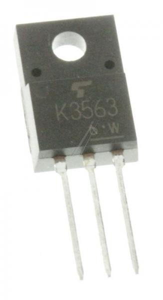 2SK3563 Tranzystor TO-220 (n-channel) 500V 5A 100MHz,0