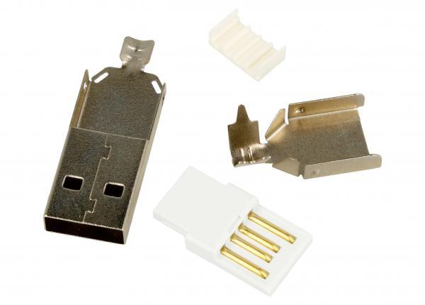 Wtyk USB A,0