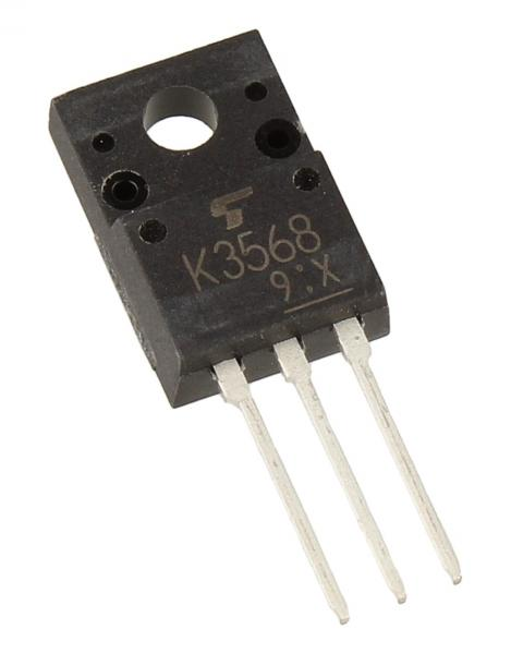 2SK3568 Tranzystor TO-220 (n-channel) 500V 12A 45MHz,0
