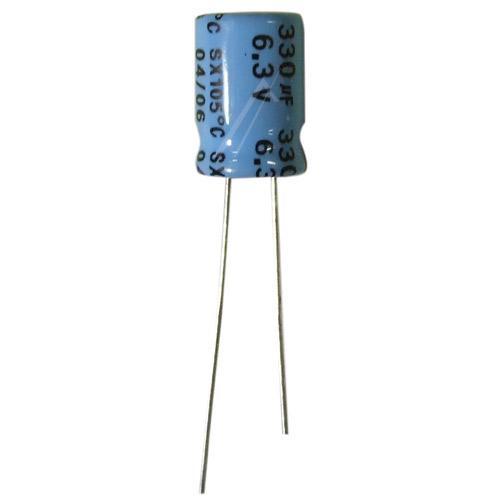 330uF | 6.3V Kondensator elektrolityczny 105°C 11mm/8mm,0