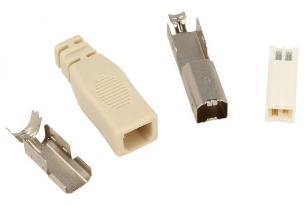 Wtyk USB B,0