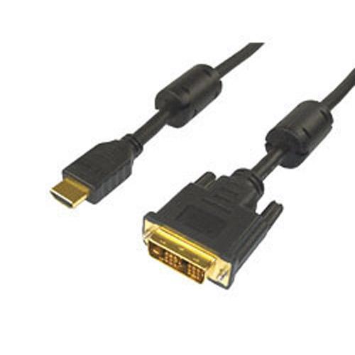 Kabel 10m HDMI - DVI (wtyk/ 18+1 wtyk),0