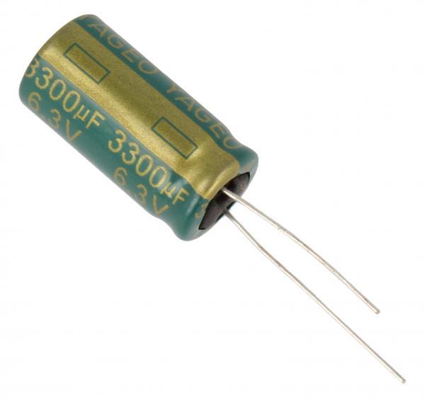 3300uF | 6.3V Kondensator elektrolityczny 105°C 25mm/13mm,0