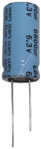 6800uF | 6.3V Kondensator elektrolityczny 105°C 35mm/12mm,0
