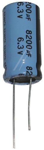 8200uF   6.3V Kondensator elektrolityczny 105°C 32mm/16mm,0