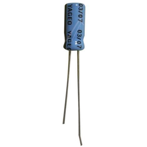 47uF | 16V Kondensator elektrolityczny 105°C 11mm/5mm,0
