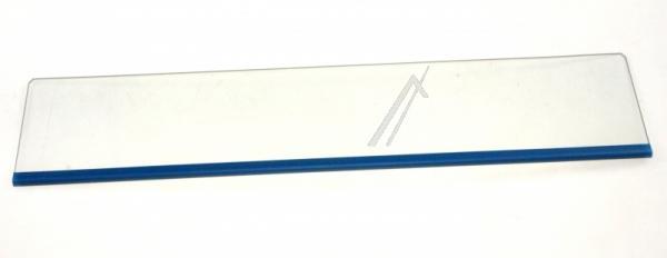 Półka szklana przednia 1/2 z ramką do lodówki 00447341,0