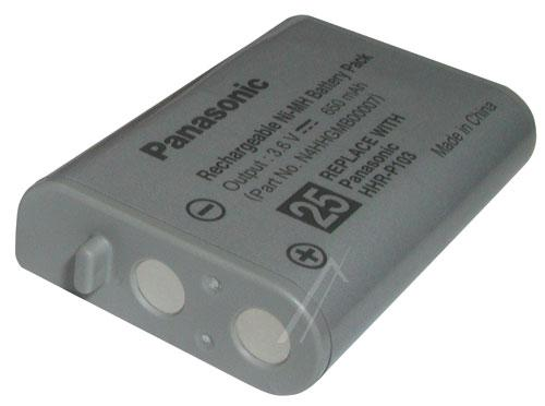 Akumulator 3.6V 650mAh telefonu bezprzewodowego N4HHGMB00007,0