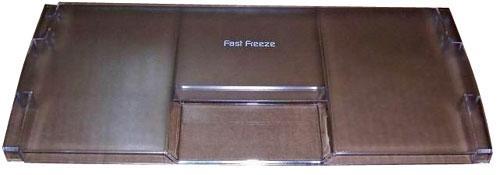 Pokrywa   Front szuflady zamrażarki do lodówki 4308800900,0