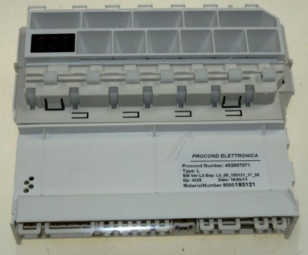 Programator   Moduł sterujący (w obudowie) skonfigurowany do zmywarki Siemens 00641285,0