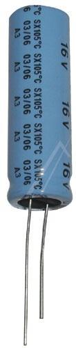 3300uF   16V Kondensator elektrolityczny 105°C 40mm/13mm,0