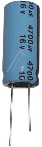4700uF | 16V Kondensator elektrolityczny 105°C 36mm/16mm,0