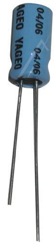 47uF | 35V Kondensator elektrolityczny 105°C 11mm/6mm,0
