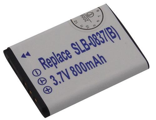 DIGCA37049 Bateria   Akumulator 3.7V 800mAh do kamery,0