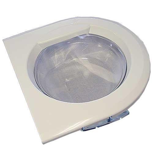Drzwi kompletne z zawiasem do pralki LG 3581ER1006A,0