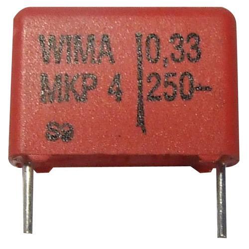 0.33uF +-10%   250V Kondensator impulsowy MKP GRUNDIG,0