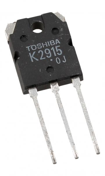2SK2915 Tranzystor TO-3P (n-channel) 600V 16A,0