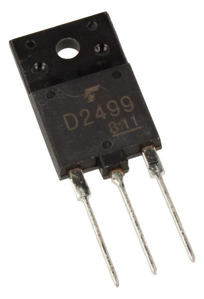 2SD2499 Tranzystor TO-247 (npn) 1500V 6A 2MHz,0