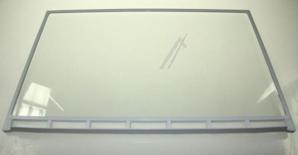 Szyba   Półka szklana kompletna do lodówki Bosch 00447988,0