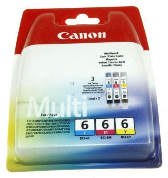 Multipack | Zestaw tuszy BK,C,M,Y,LC,LM do drukarki  4706A022,0