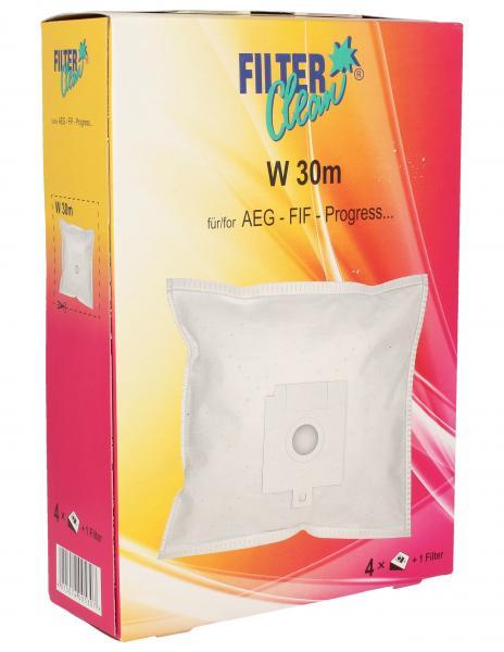 Worek do odkurzacza W30M 4szt. FL0043K,0