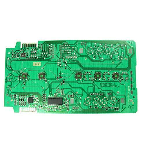 Moduł elektroniczny skonfigurowany do pralki 00446174,0