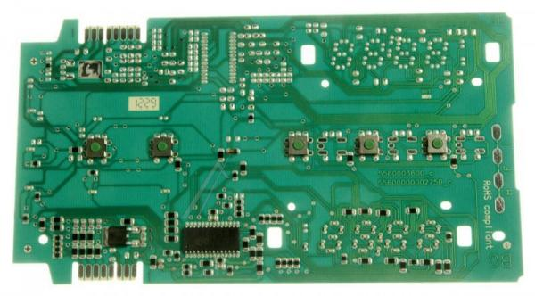 Moduł elektroniczny skonfigurowany do pralki 00446174,1