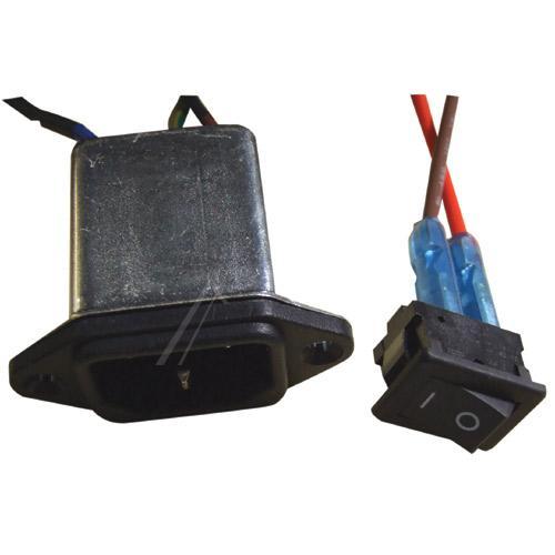 Przełącznik   Włącznik sieciowy 759551300100 do telewizora,0